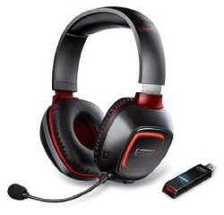 Test Creative Sound Blaster Tactic 3D Wrath Wireless Headset