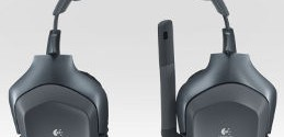 Wireless Headset Logitech F540