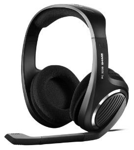 Im Test: Sennheiser PC 323D Gaming Headset